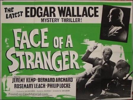 Face Of A Stranger 1964