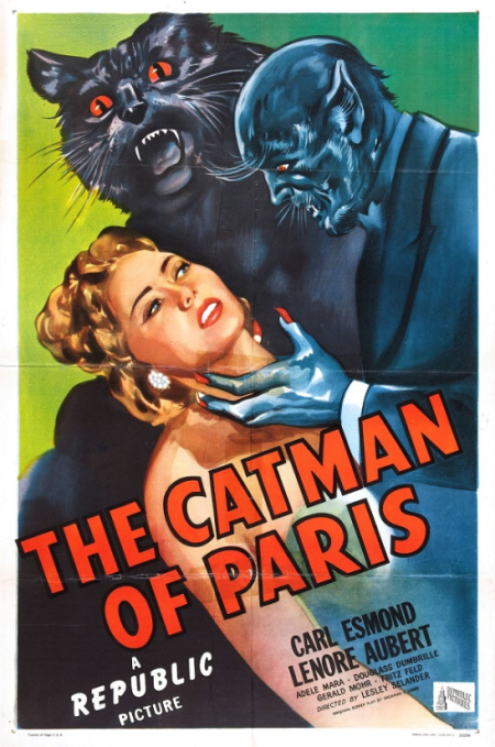 Catman of Paris 1946