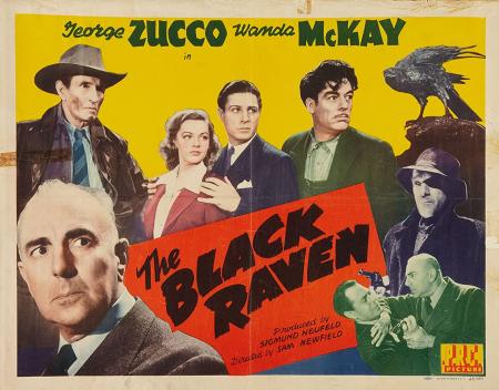 The Black Raven 1943 b