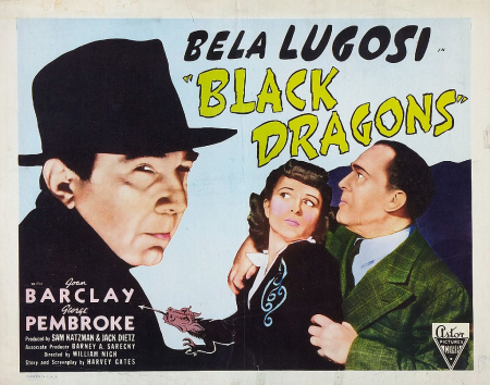 The Black Dragons 1942 d