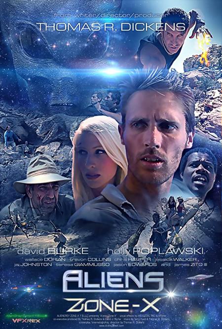 Aliens zone-x 2019