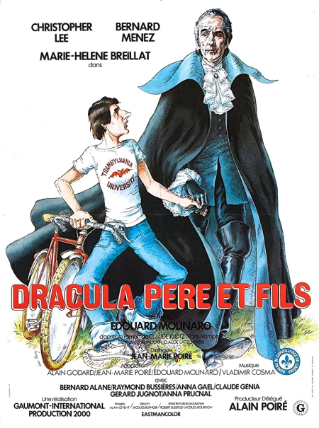 Dracula And Son 1976 a