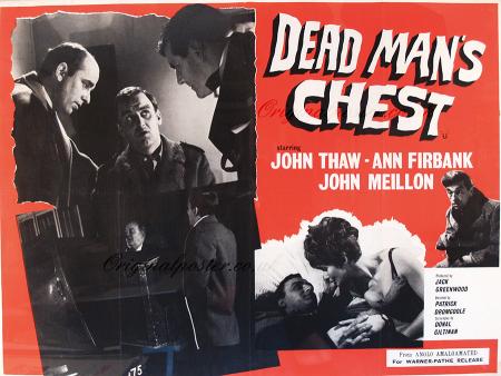 Dead Man's Chest 1965