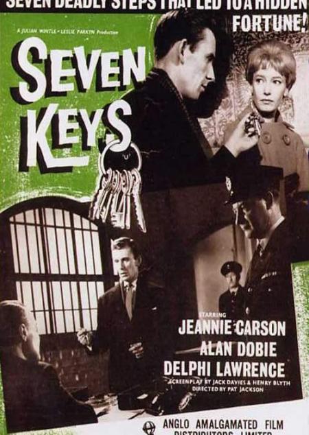 Seven Keys 1961
