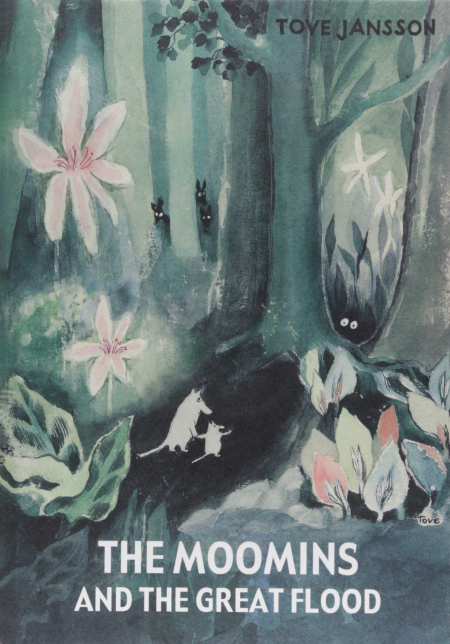 The moomins and the great flood - jansson a