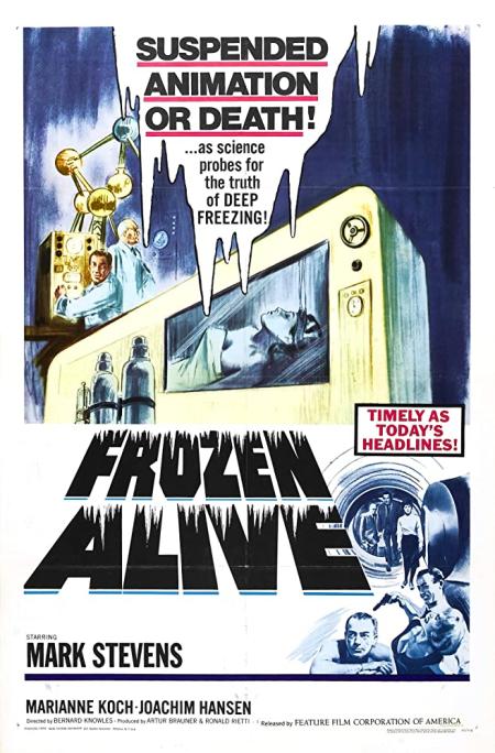 Frozen alive 1964 a