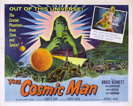 The Cosmic Man 1959 b