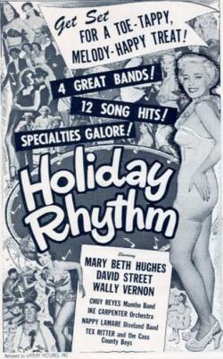 Holiday Rhythm 1950