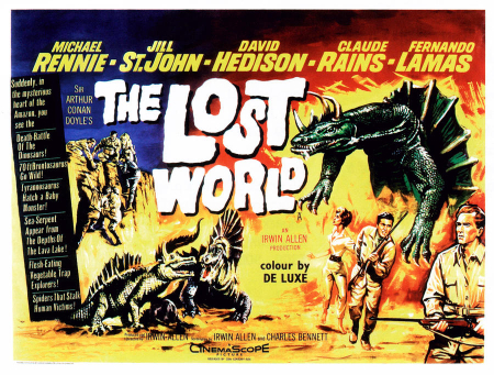 The Lost World 1960 b