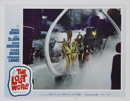 The Lost World 1960 e
