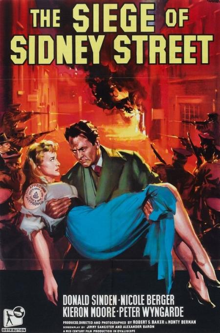 The siege of sidney street 1960