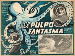 Monster From The Ocean Floor 1954 g