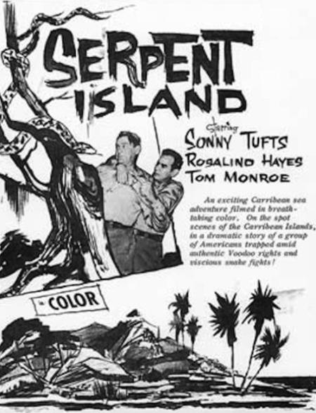 Serpent Island 1954