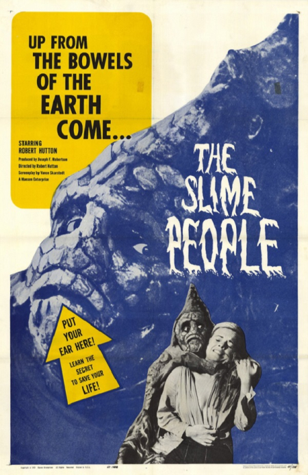 The Slime People 1963 a