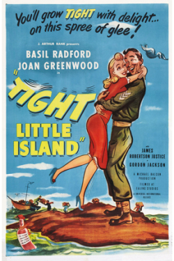 Whiskey Galore 1949 tight little island