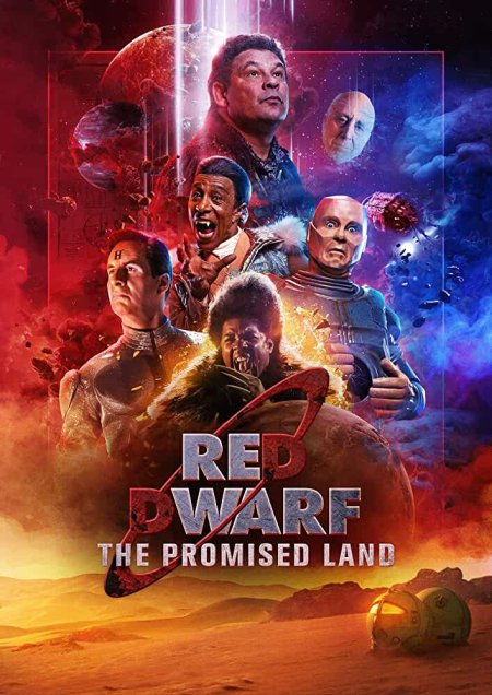 Red Dwarf - The Promised Land 2020 f