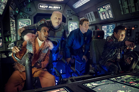 Red Dwarf - The Promised Land 2020 d