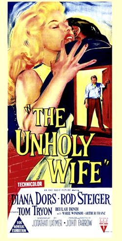 The Unholy Wife 1957 h