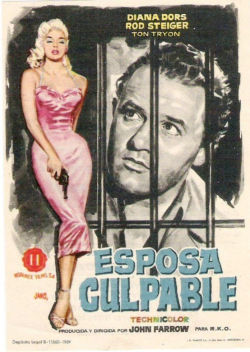 The Unholy Wife 1957 l