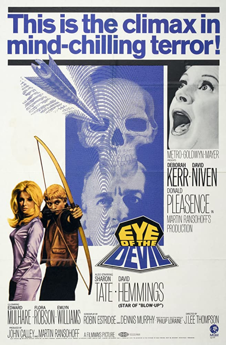 Eye Of The Devil 1967