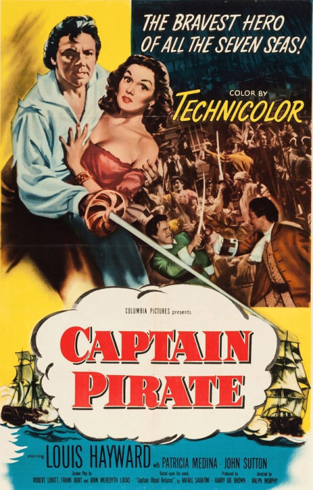 Captain Pirate 1952 a