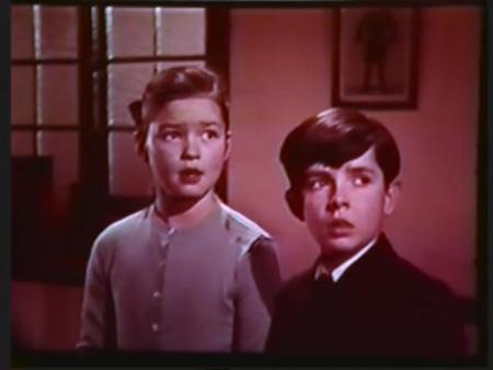 The Secret 1955 jan richard