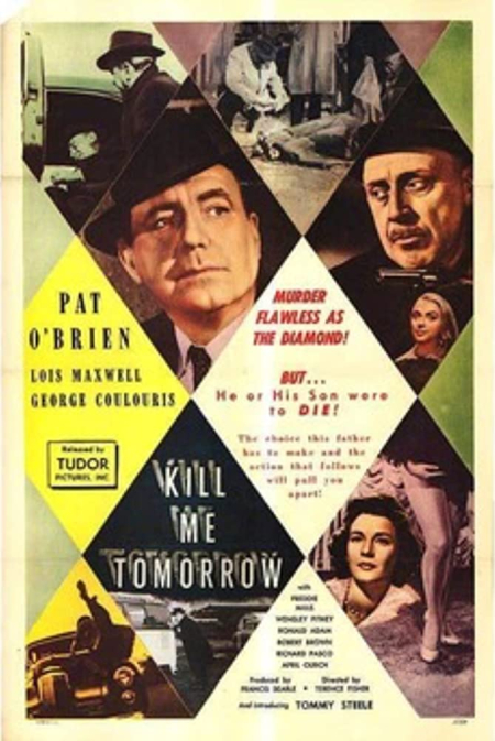 Kill Me Tomorrow 1957