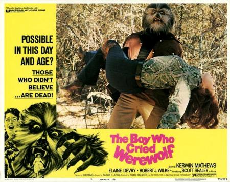 The boy who cried werewolf 1973 a