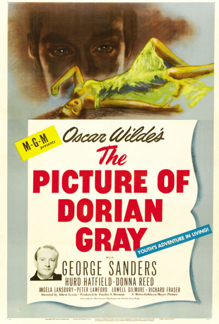 The picture of dorian gray 1945 (1)