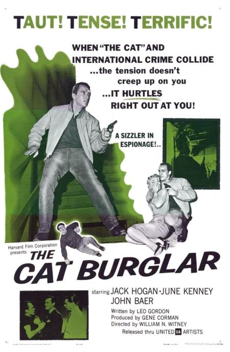 The cat burglar 1961