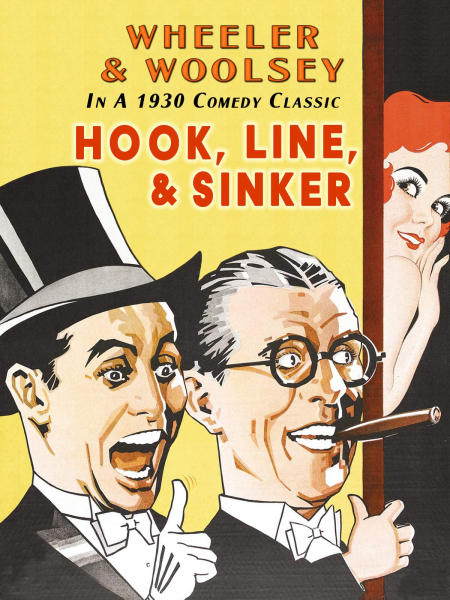 Hook  Line And Sinker 1930 b