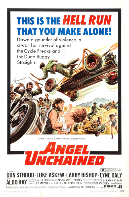 Angel Unchained 1970 a