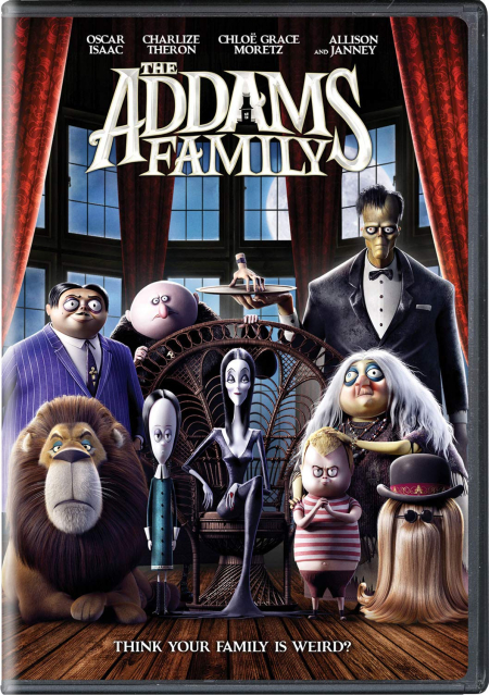 The Addams Family 2019 a
