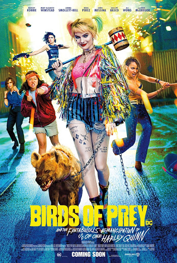 Birds Of Prey 2019