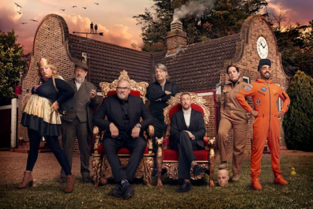 Taskmaster Series 10 line Up