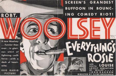 Everything's Rosie 1931 b
