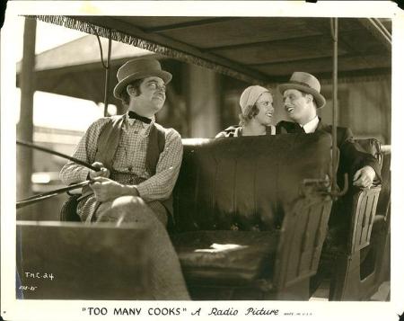 Too Many Cooks 1931 b