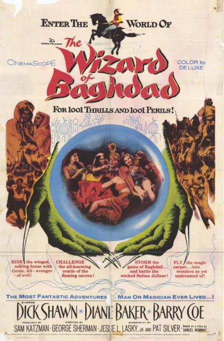 The Wizard Of Baghdad 1961