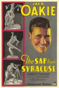 The Sap From Syracuse 1930 poster