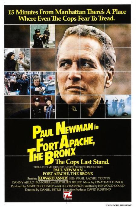 Fort Apache  The Bronx 1981