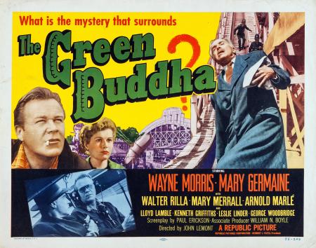 The Green Buddha 1934-001