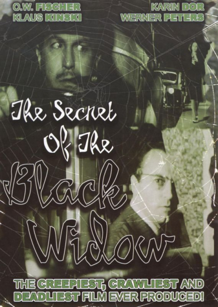 The Secret Of The Black Widow 1963 b