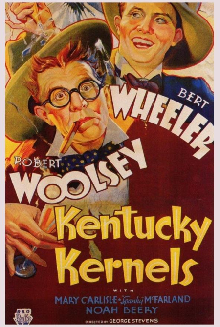 Kentucky Kernels 1934