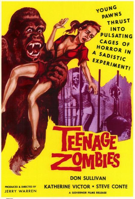 Teenage Zombies 1959