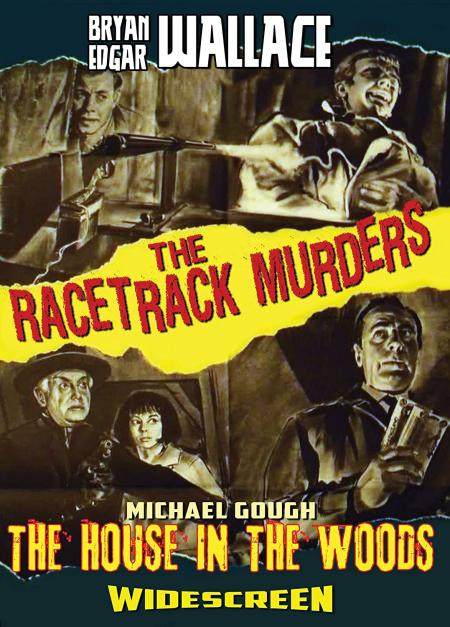The Racetrack Murder 1964 DVD