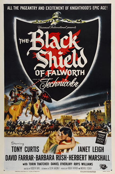 The black shield of falworth 1954
