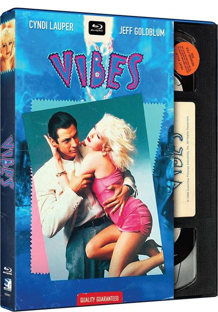 Vibes 1988 blu-ray