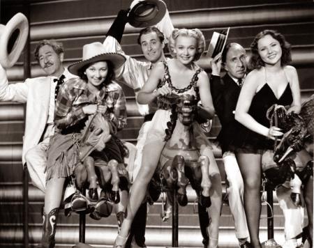 Road show 1941 cast
