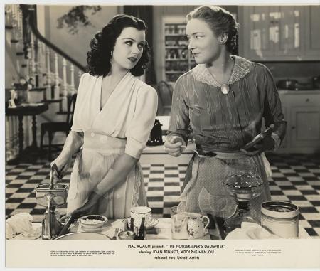 The Housekeeper's Daughter 1939 joan and peggy