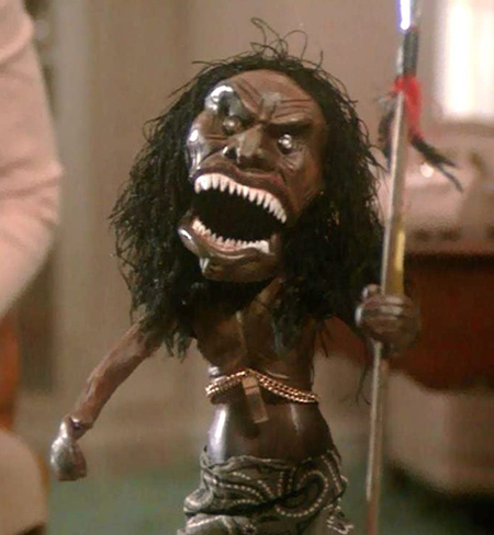 Trilogy Of Terror 1975 a